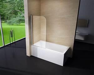 Duschwand Für Badewanne : duschabtrennung duschwand badewanne nano echtglas ex201 ~ Michelbontemps.com Haus und Dekorationen