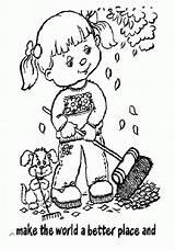Scout Coloring Daisy Scouts Menina Varrendo Law Petal Printable Colorir Desenho Printables Sheets Petals Valentines Daisies Rua Cachorrinho Better Colouring sketch template