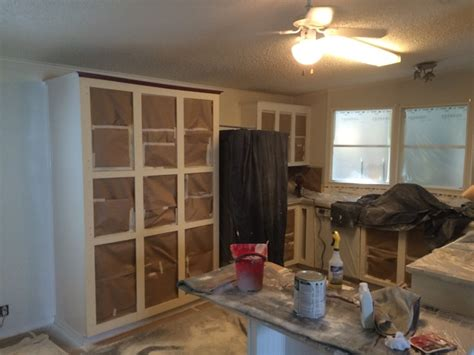 kitchen cabinet painting  houston tx painters