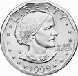 Susan B. Anthony Becomes First Woman to be on a ...