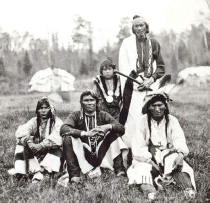 Chippewa Indian Tribe History