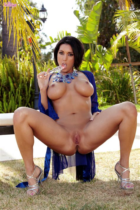 outdoors we watch hot milf dylan ryder slip toy into