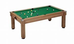 Billard Pool Claridge 6ft Chtaignier