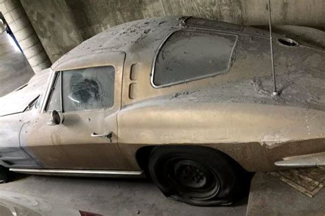 barn finds maritime mustang