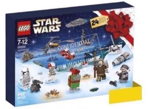 lego adventskalender 2019 leaked lego wars 2019 advent calendar releasing in september credit to childish landino