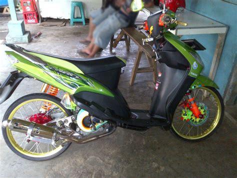Modif Mio Soul Murah by Modifikasi Motor Mio Soul 2010 Modifikasi Jakarta