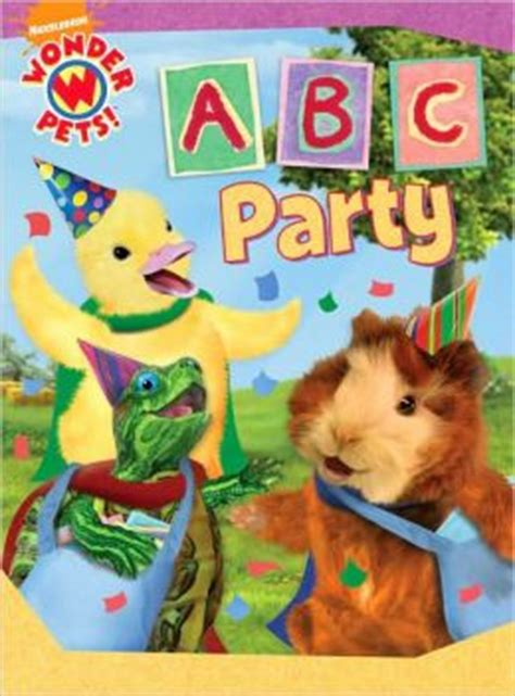 Abc Party (wonder Pets! Series) By Tone Thyne