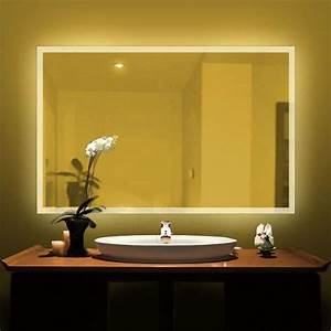 Spiegel Bad Led : miroir avec led argovie ~ Orissabook.com Haus und Dekorationen