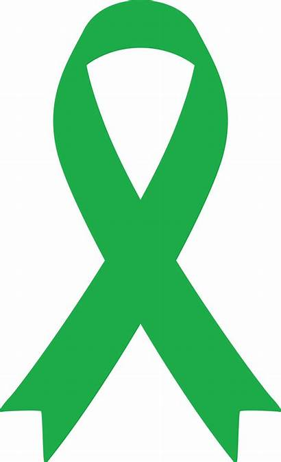 Mental Health Ribbon Awareness Recovery Peace Children