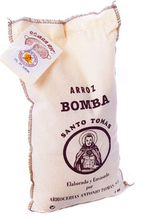paella company kg bomba rice santo tomas bomba