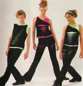 Kids Hip Hop Dance Costumes