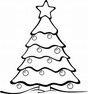 Weihnachtsmotive Schwarz Weiß : kostenlose vektorgrafik weihnachtsbaum kostenloses bild auf pixabay 41449 ~ Buech-reservation.com Haus und Dekorationen