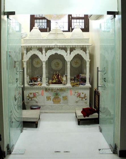 interior design mandir home glass pooja room designs pictures models glass mandir designs ideas