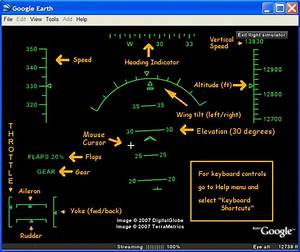 Flight Simulator Hud Display Guide  And An Advanced Tip