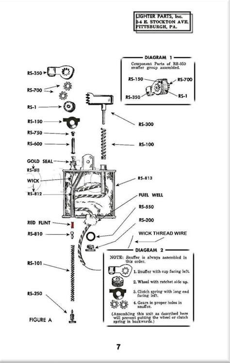 cigarette lighter repair manual