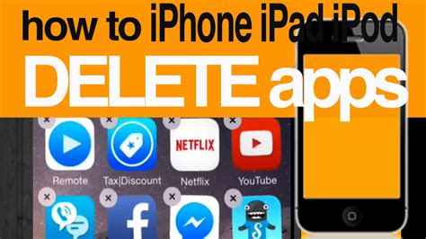how to remove apps from iphone can t delete apps wiggles but no x option fix for iphone 18982