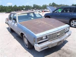 1980 Chevrolet Impala for Sale