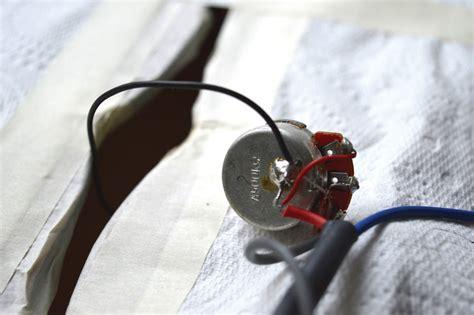 diy workshop epiphone dot renovation guitar bass