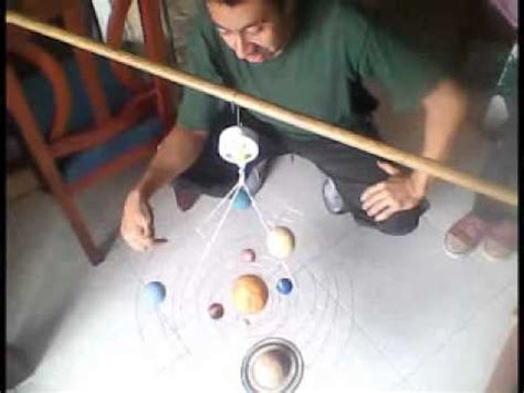 sistema solar movil wmv youtube