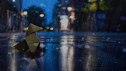 Rain Desktop Backgrounds Wallpapers Heavy Widescreen Fall