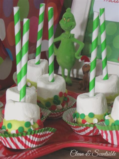 grinch party clean  scentsible
