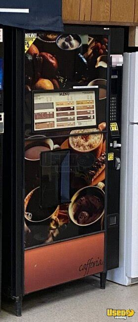 Our used machines have been fully tested and come with the kenco singles brewer for sale. 2006 Crane Cafforia Full Size Office Coffee Machine | Hot Beverage Vending Machine for Sale in ...