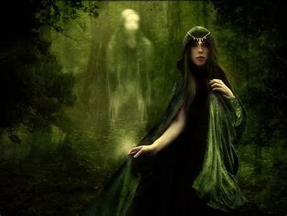 Dark Gothic Fantasy Ghost Halloween Creepy Horror
