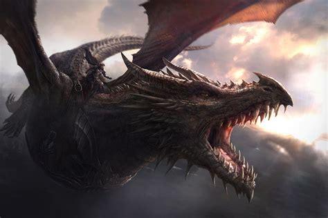 dragon game  thrones balerion wallpapers hd desktop