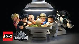 LEGO Jurassic World: The Video Game - Exclusive New ...