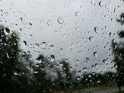 Rain Window Raining Waiting Workday Friday