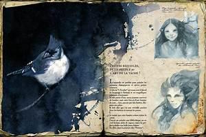Preview Le Temps Des Fees Art Book Sandrine Gestin