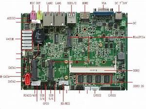 Wholesale 100  Original Laptop N2800 Motherboard Dual Cpu Motherboard