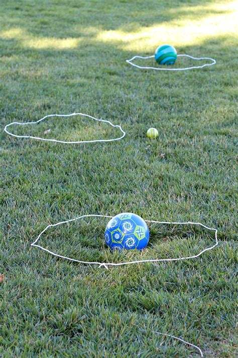 DIY Outdoor Fun Games for Kids
