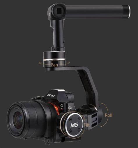 mirrorless camera gimbal  feiyu tech fy mg product