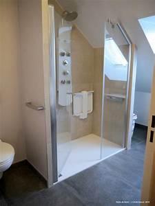 Salle de bain rennes nos realisations decouvrez nos salles for Porte de douche coulissante avec renovation salle de bain rennes
