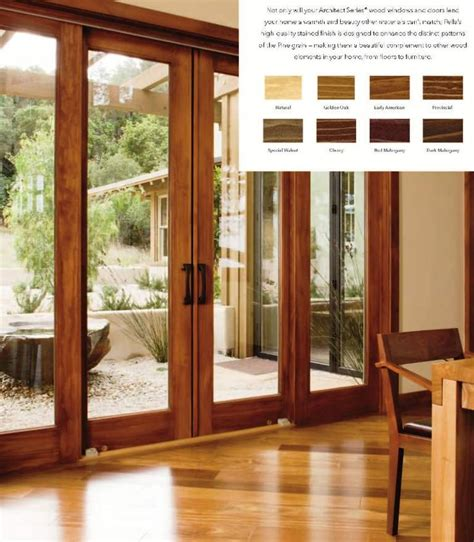 sliding patio doors ideas  pinterest sliding