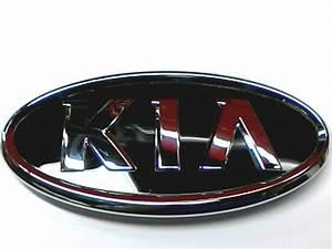 863531d000 - Kia Logo Assembly