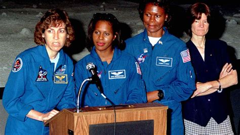 nasa engineers thought female astronauts needed  full