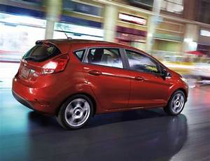 2018 Ford Fiesta - Overview