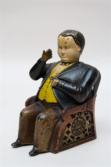 tammany antique mechanical bank  sale