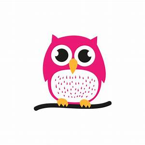 Cute Owl Art - ClipArt Best