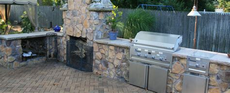 how much does an outdoor fireplace cost how much will a stone outdoor fireplace cost long island landscaping