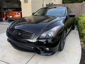 2013 Infiniti G37s Sport Package Stick Shift Manual G37