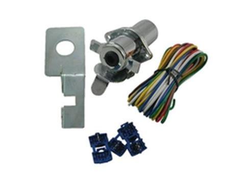 Pole Trailer Wiring Kit