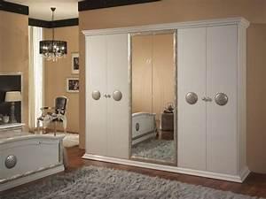 Meuble Mural Chambre : meuble armoire chambre lit mural pas cher el bodegon ~ Melissatoandfro.com Idées de Décoration