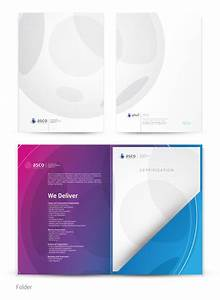 Asco Corporate Identity By Ramin Raoufi  Via Behance