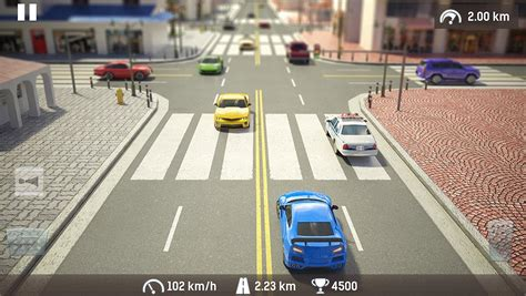 Traffic Illegal Fast Highway Racing Android Apps