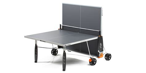 table ping pong cornilleau sport 150 s crossover exterieur outdoor loisir