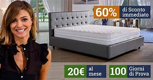 Offerte materassi in memory foam lamanitn for Materassi offerte tv