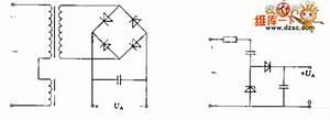 Zero Type Rectifier Voltage Stabilization Circuit